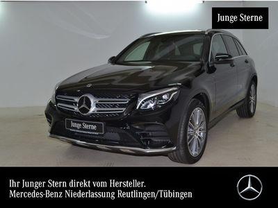 gebraucht Mercedes GLC250 d 4M AMG Line Distr. Kamera Totwinkel PTS
