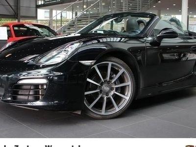 used Porsche Boxster Sportabgasanlage, BOSE, Sitzheizung, PCM