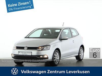 gebraucht VW Polo 1.0 Comfortline FSE USB KLIMA PDC EURO6 - Klima,Alu,Servo,