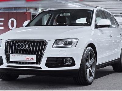 begagnad Audi Q5 2.0 TDI S tronic Xen Navi Keyless Sitzh. EU 6