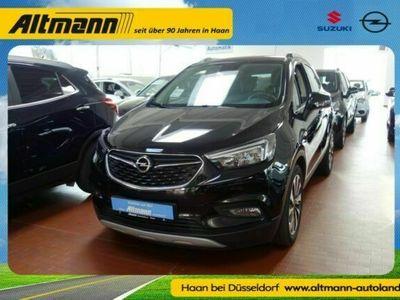 gebraucht Opel Mokka X Innovation Automatik/Leder