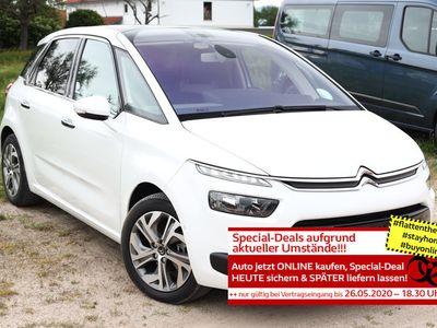 gebraucht Citroën C4 Picasso 1.6 e-HDi 115 FAP in Achern