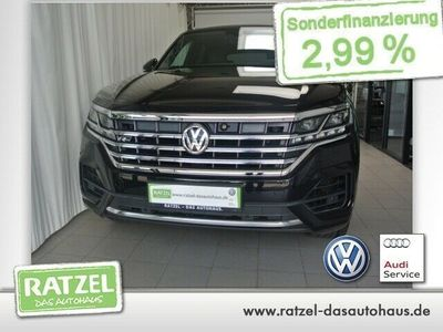 gebraucht VW Touareg 3.0 TDI V6 AHK Climatronic Panoramadach
