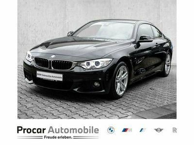 gebraucht BMW 428 i Coupe M SPORT+NAVI PROF+KLIMAAUT.+PDC+LEDER+HARM