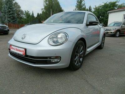 gebraucht VW Beetle Lim. Club BMT Navi Sitzheizung PDC