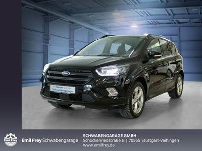 gebraucht Ford Kuga 1.5 EcoB 4x4 Aut. ST-Line RFK NAVI WinterP
