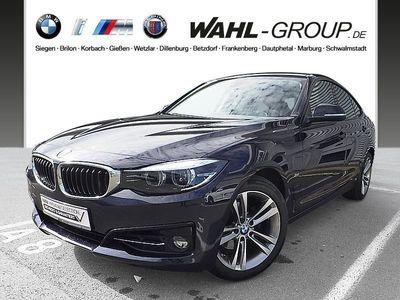 gebraucht BMW 320 Gran Turismo d Sport Line Automatik | EURO 6