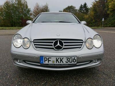 gebraucht Mercedes CLK500 CLK CoupeNAVI LEDER PDC