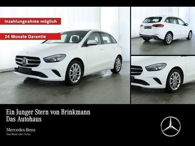 gebraucht Mercedes B200 d PROGRESSIVE/LED/NAVI/SHZ/MBUX Parktronic