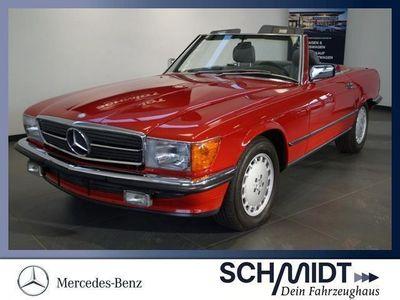 gebraucht Mercedes 560 SL TOP Zustand+Hardtop