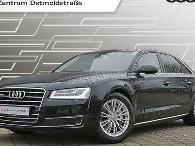 gebraucht Audi A8L 3.0 TDI qu. LED Navi KomfortSitzPaket GSD R-