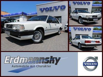 gebraucht Volvo 780 Bertone guter Zustand, seltenes Fahrzeug