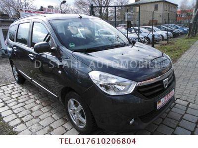 gebraucht Dacia Lodgy 1,2 Stepway 7 Sitzer Klima,Euro 5