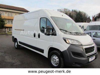 gebraucht Peugeot Boxer Kasten Hochraum L3H2 Standard HDi 130
