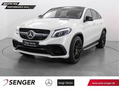 gebraucht Mercedes GLE63 AMG AMG S Coupé Drivers-Pack Standhzg. 360°K.