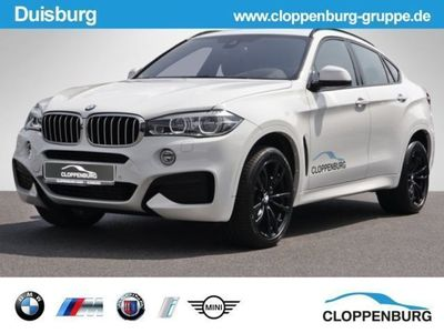 second-hand BMW X6 xDrive40d M Sportpaket Head-Up HiFi LED