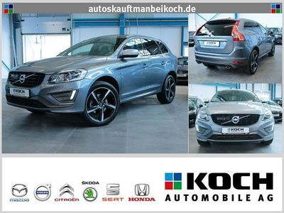 gebraucht Volvo XC60 D4 AWD Geartronic R-Design Panorama ACC