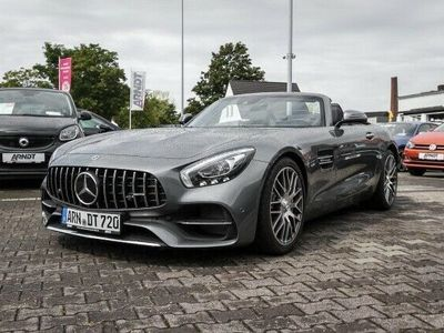 gebraucht Mercedes AMG GT Roadster 7G Facelift Klappe AIRSCARF Kam