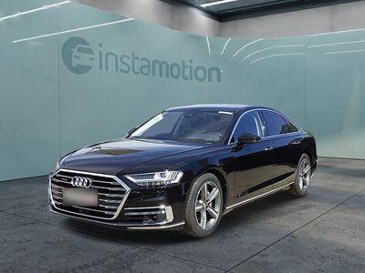 gebraucht Audi A8 A850 TDI qu HD-MATRIX Pano STHZG HuD B&O Kamera