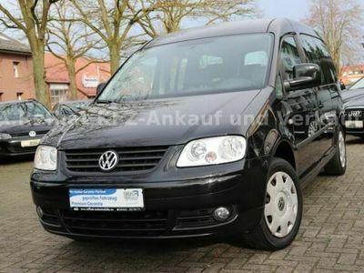 gebraucht VW Caddy Maxi Life 7.Sitzer