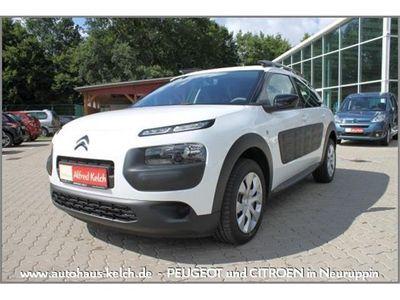 gebraucht Citroën C4 Cactus VTi 82 Sitzheizung Garantie 2/2019