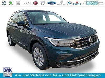 gebraucht VW Tiguan R-Line Navi/ LED/ ACC/ Kamera/ El. Heckkl.