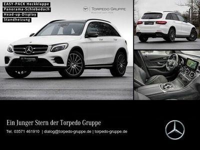 gebraucht Mercedes GLC250 d 4M AMG LED+NAVI+NIGHT+STHZ+DISTRONIC