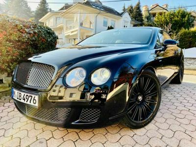 gebraucht Bentley Continental GT GT*SPEED*KERAMIK*MULLINER*KAMERA* als Sportwagen/Coupé in Leipzig