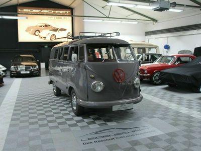 gebraucht VW T1 Bus Funkwagen, Spende für Flutopfer!