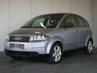 gebraucht Audi A2 1.4 CLIMATIC+GLASDACH+ALU