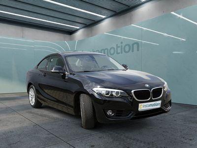 gebraucht BMW 218 218 i Coupe LED+KLIMAAUTOMATIK+BLUETOOTH