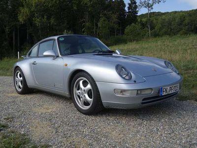 gebraucht Porsche 993 Deutsches Auto