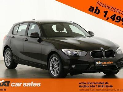 gebraucht BMW 116 1er - i Advantage