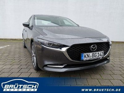 gebraucht Mazda 3 FB SKYACTIV-X 2.0 Hybrid 6AG SELECTION + DES-P + ACT-P + BOS + LED-S