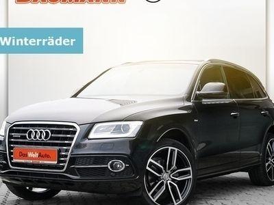 gebraucht Audi Q5 2.0 TDI quattro S line SHZ XENON NAVI ACC EU6