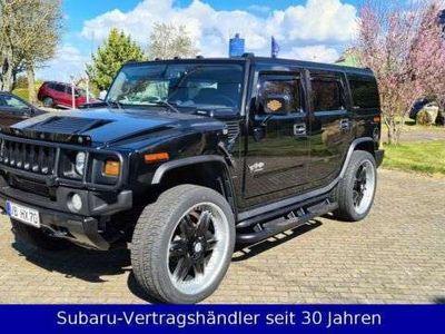 gebraucht Hummer H2 6.0 V8 Luxury als SUV/Geländewagen/Pickup in Romrod-Zell