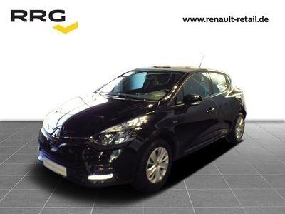 gebraucht Renault Clio IV IV TCe 75 Limited Ganzjahresreifen+ Sitzhei
