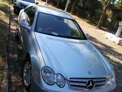 gebraucht Mercedes CLK200 K Elegance Autom., wenig Km