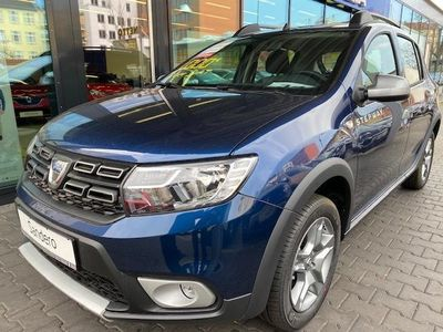 gebraucht Dacia Sandero Stepway Prestige TCe 90 Klimaanlage