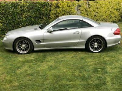 używany Mercedes SL350 Vollauslastung + Extras topp
