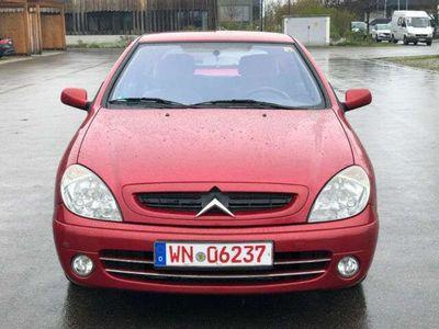 gebraucht Citroën Xsara Lim.1,6- Benzin-LPG, Klima, Zahnriemen-Neu