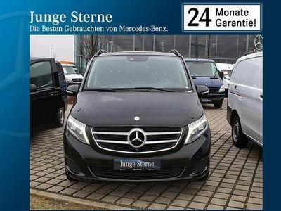 gebraucht Mercedes V250 V-Klasse EDITION 250 d Lang Avantgarde
