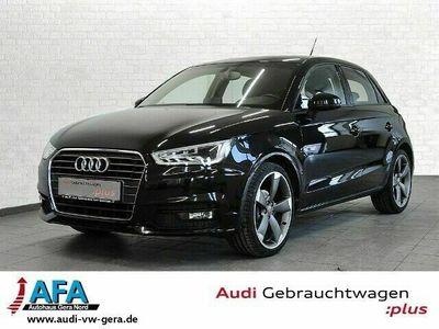 gebraucht Audi A1 Sportback 1,0 TFSI Sport Xenon*Temp*18ZollRotor*SHZ