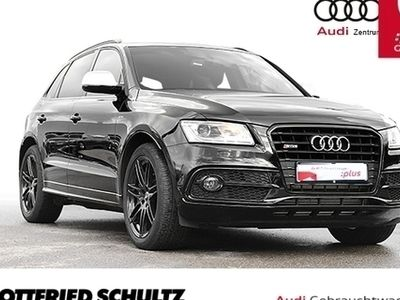 gebraucht Audi SQ5 3.0TDI quatt. Tiptronic XEN NAV DAB SHZ PDC LE