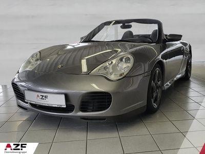 gebraucht Porsche 911 Carrera 4S Cabriolet 911 (996) BOSE, GRA, Xenon