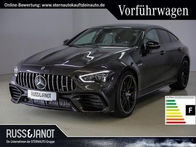 gebraucht Mercedes AMG GT 63 4MATIC+ Night Burmester LED AHD 21Zoll