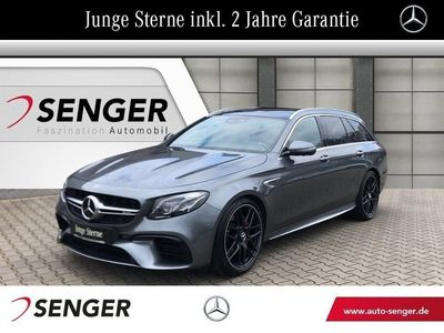 gebraucht Mercedes S63 AMG Mercedes-AMG E4M+ Distronic+Panorama+Navi+