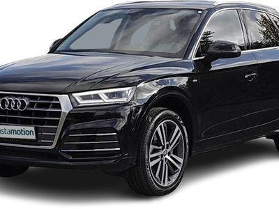 gebraucht Audi Q5 Q5Sport 2.0TFSI qu. 2x S line /LED/Navi/Kamera