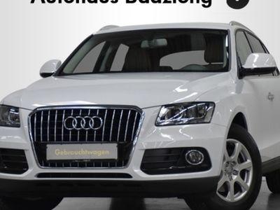 gebraucht Audi Q5 2.0 TDI clean diesel ultra AKH SHZ Leder Klimaautom.