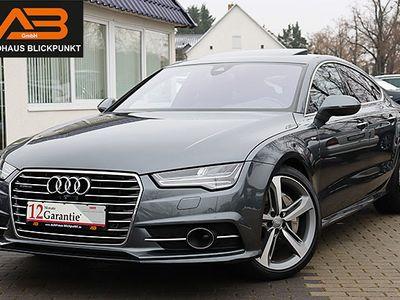 gebraucht Audi A7 Sportbak 3.0 TDI 3x S LINE ACC+KAMERA+HEAD-UP